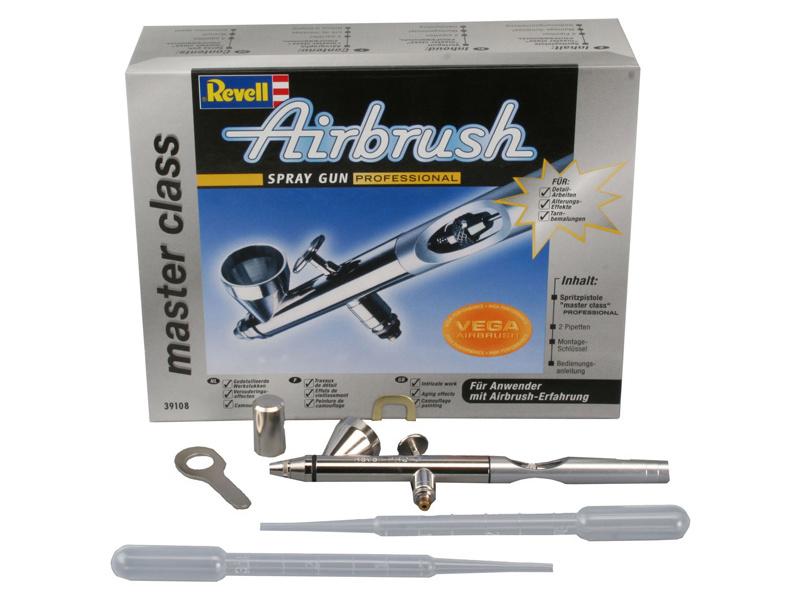 Revell Airbrush stříkací pistole - Master Professional
