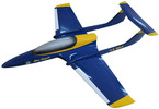 JSM Xcalibur ARF Blue Angels