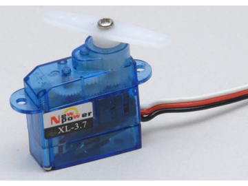 Servo New Power XL-3.7 / RP-NEWXL037