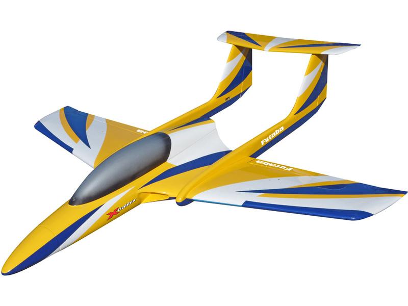 JSM Xcalibur 1.9m ARF žlutý sport