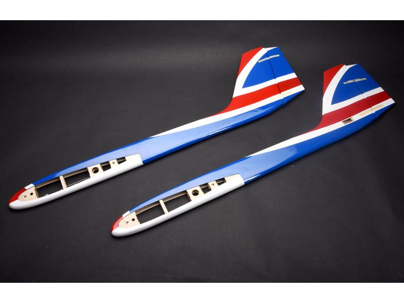 Xcalibur - ocasní nosníky RAF