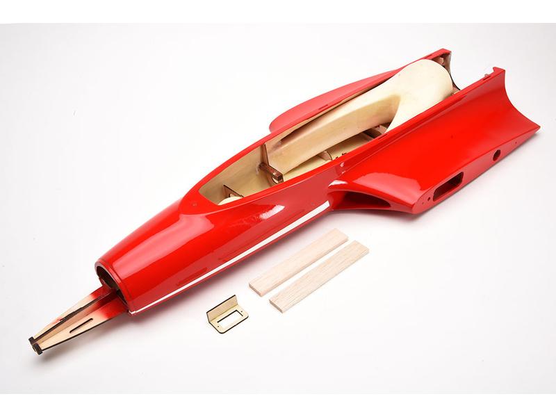 Mini Xcalibur - trup Red