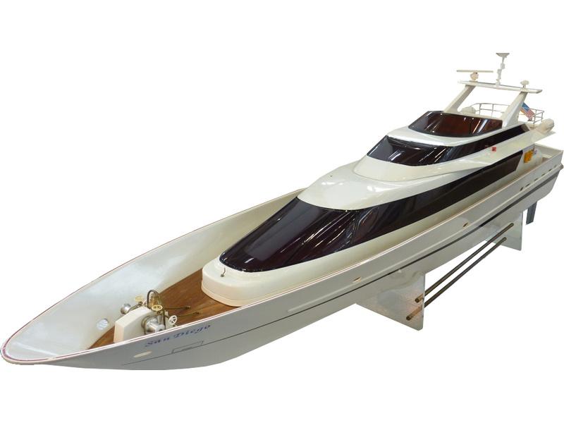ROMARIN San Diego Mega jachta kit