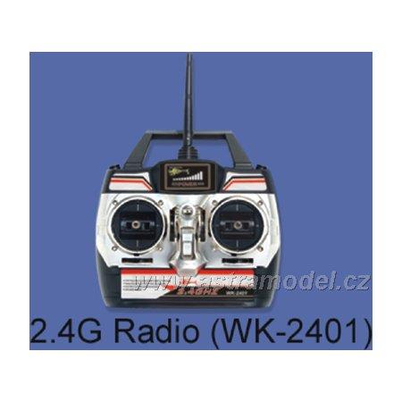 Safari CR/Plus/G41 2.4GHz vysílač