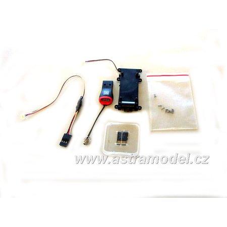 Scorpio Q4U: Mikro kamera
