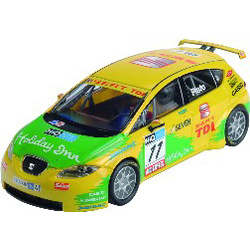SCX Digital - Seat Leon BTCC Holiday Inn
