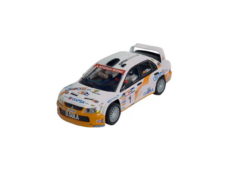 Mitsubishi Lancers EVO VIII WRC