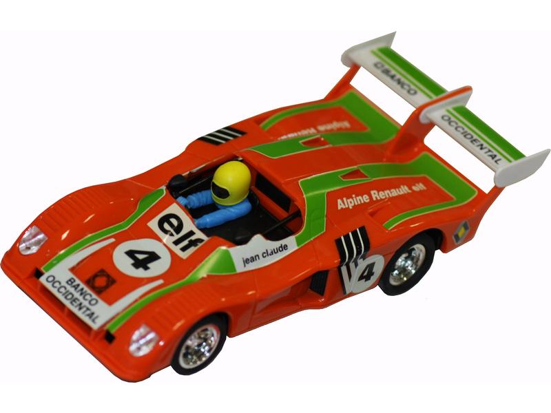 SCX Super Vintage Renault Alpine 2000