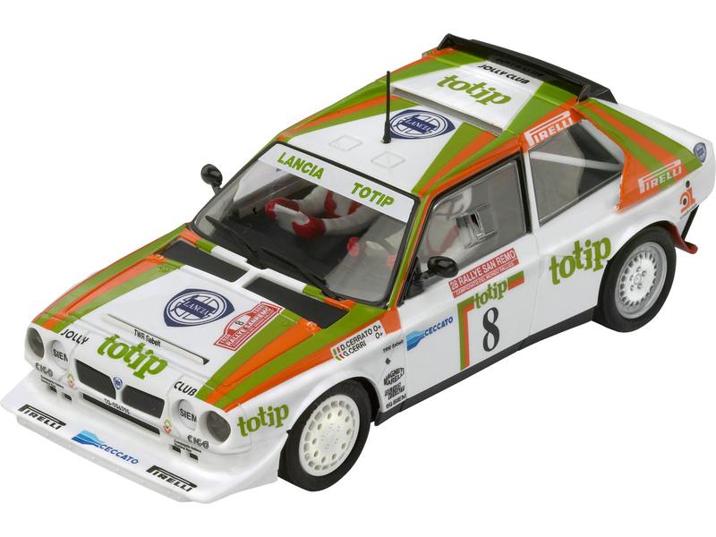 SCX Lancia Delta Integrale S4 Totip