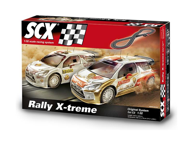 SCX C2 Rally X-Treme 5.2m 1:32