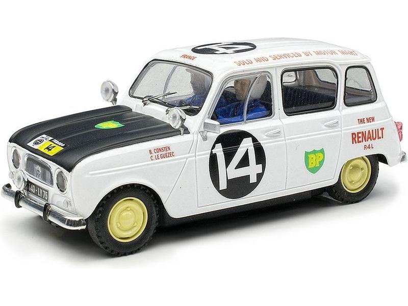 SCX Renault 4L