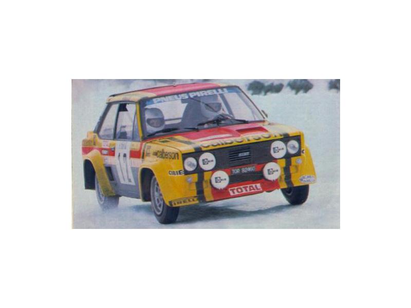SCX Fiat 131 Abarth