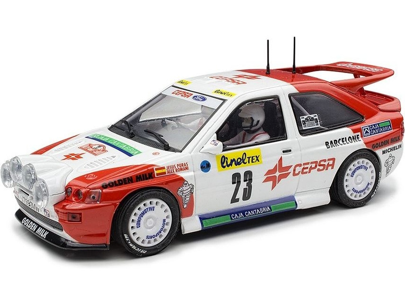 SCX Ford Escort RS Cosworth