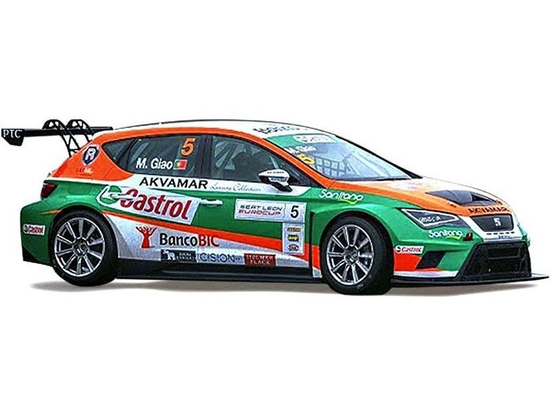 SCX Seat León Eurocup