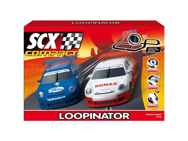 SCX Compact Loopinator 8m