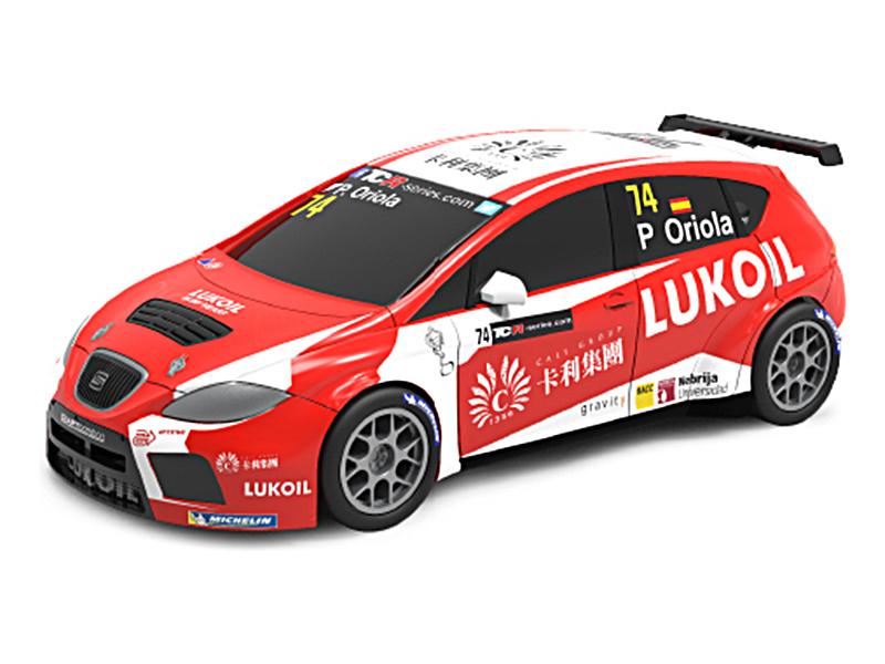 SCX WOS Seat León TCR Oriola