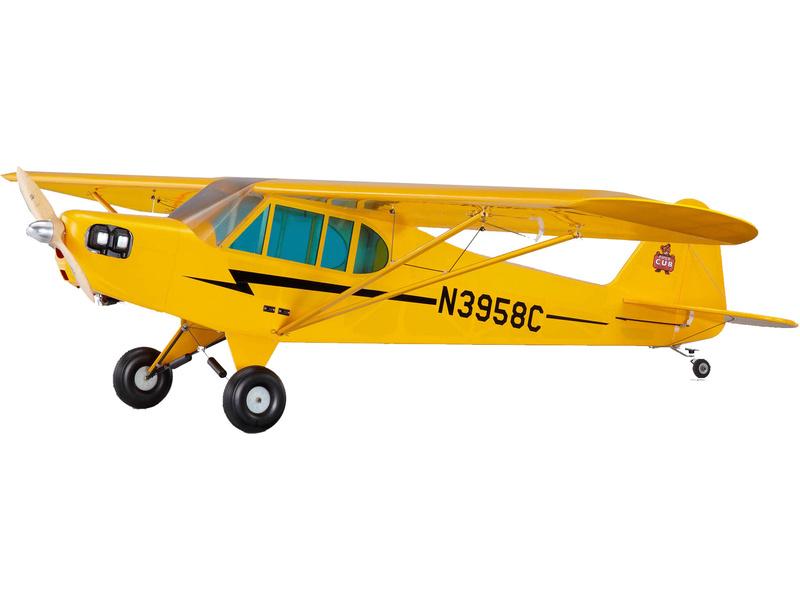 J-3 Piper Cub 1:4 ARF