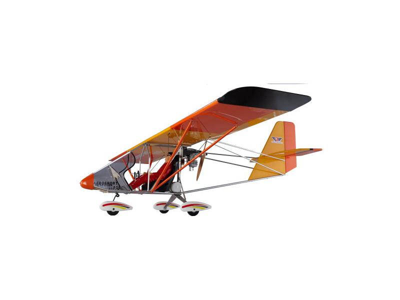 Aerosport 103 1:3 2.4m ARF žlutý