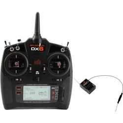 DX6 DSM X Spektrum Air - Heli AR610 Mode 1-4