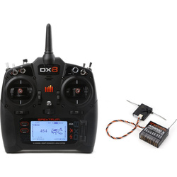 Spektrum DX8 G2 DSMX, AR8000