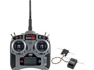 DX6i DSM X Spektrum Air - Heli AR6210 Mode 2 / SPM6610E