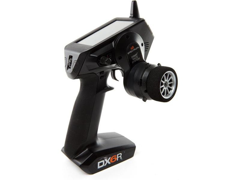 Spektrum DX6R DSMR, SR6000T, SR2010
