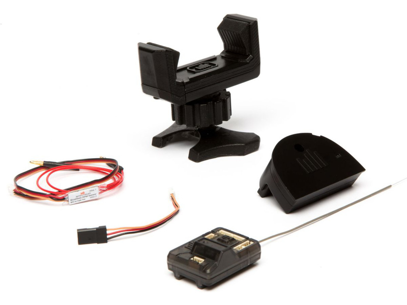 Spektrum DX2E: Bluetooth modul + telemetrie
