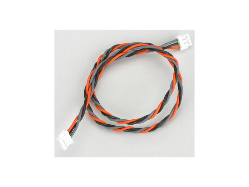 Spektrum propojovací kabel přijímače JST-ZHR 30cm