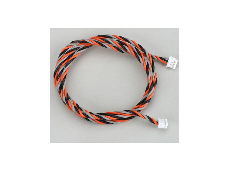 Spektrum propojovací kabel přijímače JST-ZHR 60cm