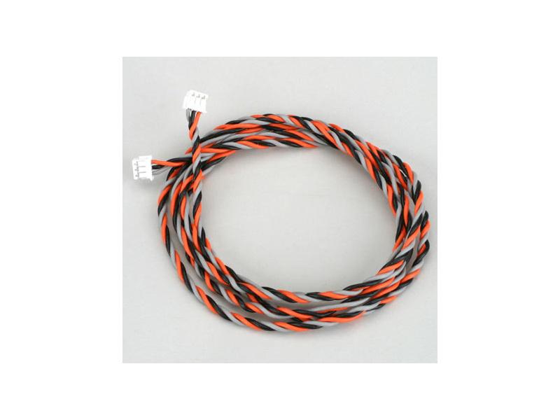 Spektrum - propojovací kabel přijímače JST-ZHR 90cm SPM9014