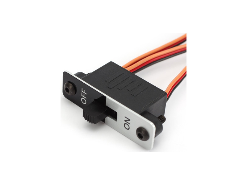 Spektrum - vypínač Deluxe 3-žilový kabel SPM9532