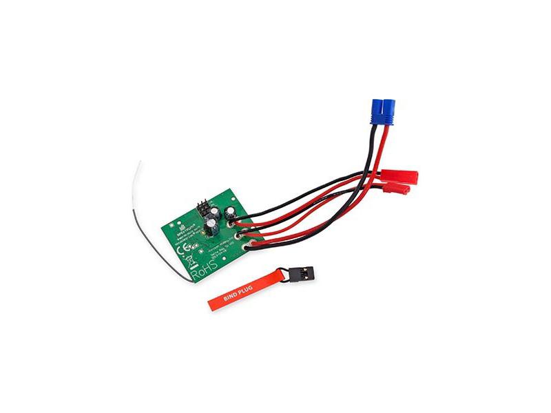 Spektrum - Delta Ray přijímač / regulátor SPMA3160