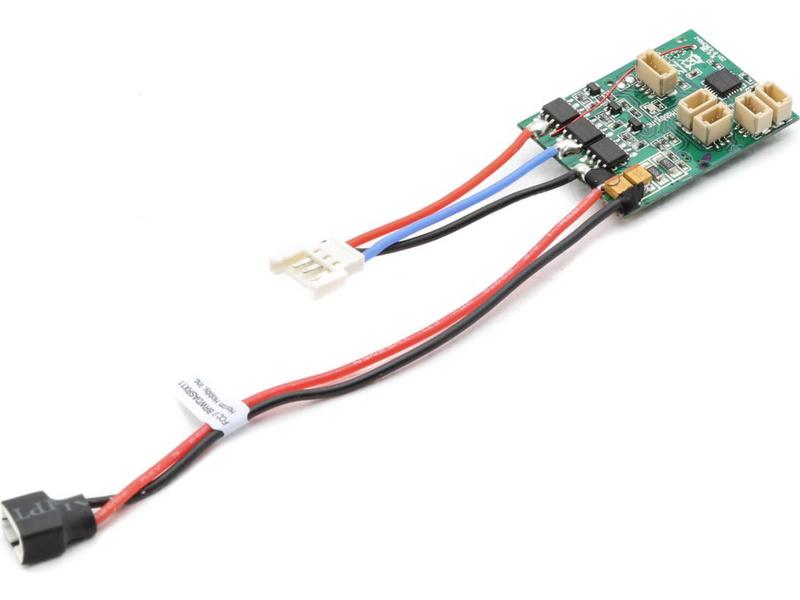 Spektrum - Micro F-16 přijímač SPMA3176