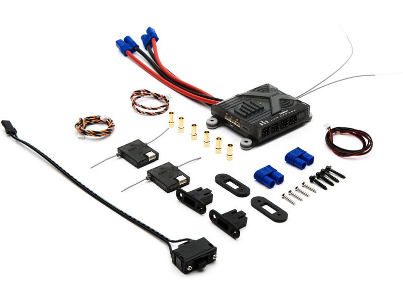 Spektrum přijímač AR9130T DSM2/DSMX 9k s telemetrií