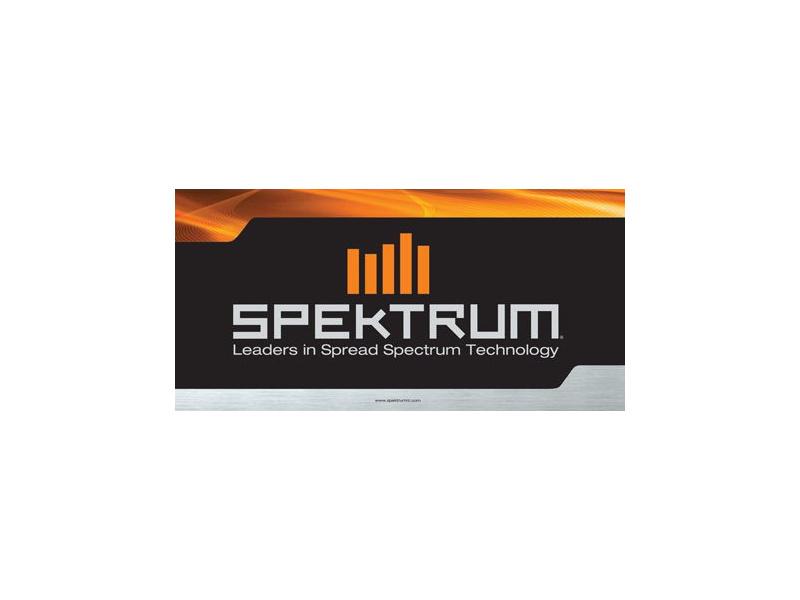 Spektrum - Banner (1x2m) SPMCBANNER2