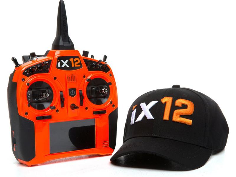Spektrum iX12 DSMX oranžový pouze vysílač