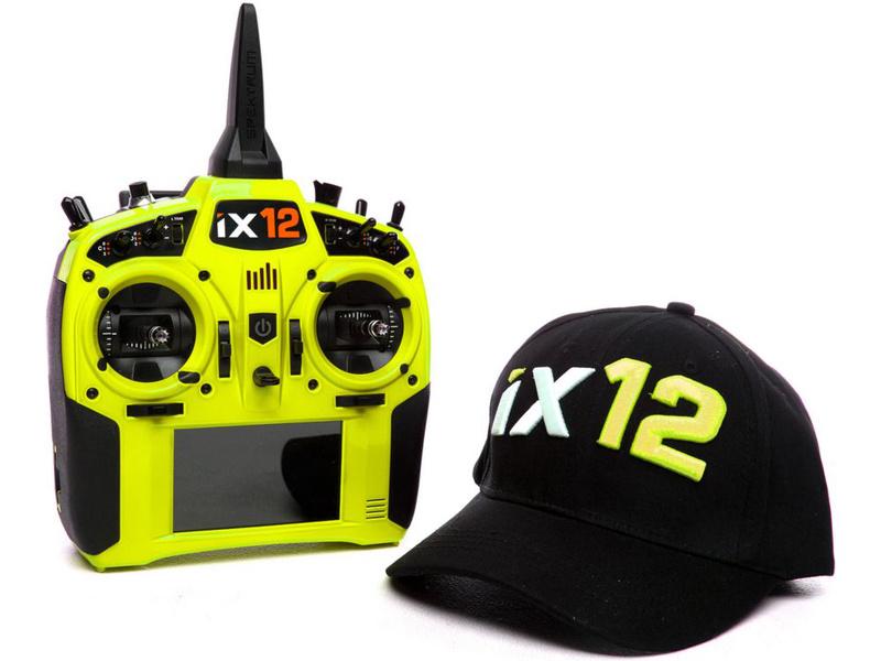 Spektrum iX12 DSMX žlutý pouze vysílač