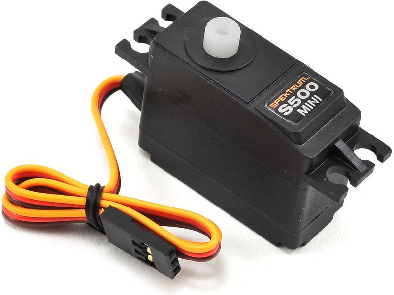 Spektrum - servo 500WP Digital mini voděodolné SPMS500