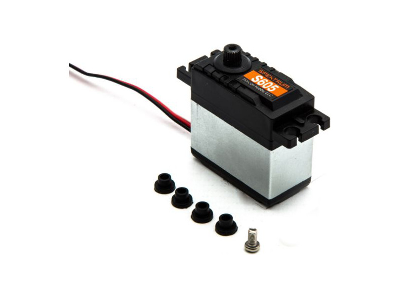 Spektrum - servo S605 Hi Torque voděodolné, 23T SPMS605