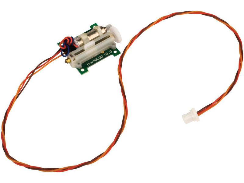 Spektrum servo lineární 2.3g s dlouhým chodem a ofsetem SPMSA2030LO