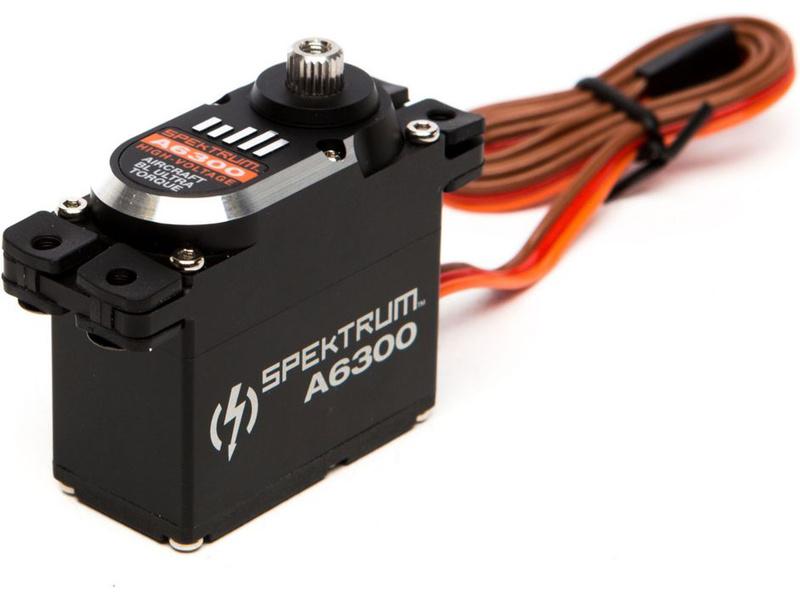 Spektrum servo A6300 HV Ultra Torq BL MG