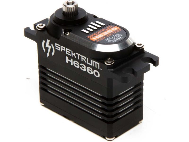 Spektrum servo H6360 Mid Torque HV Ultra Speed