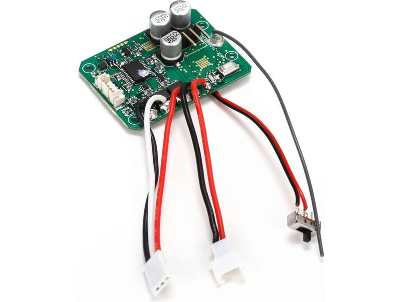 Spektrum přijímač SR210BL DSMR Micro ESC SPMSR210BL
