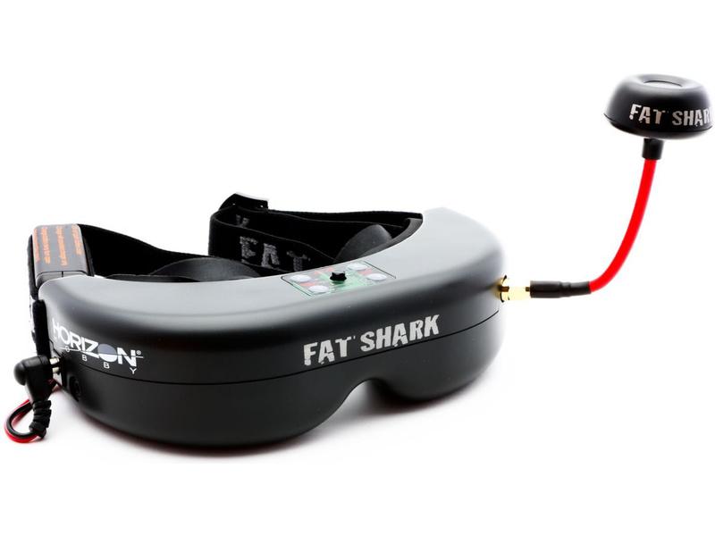 Fat Shark Teleporter V4 Headset
