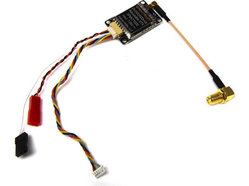 Spektrum FPV vysílač 25mW nastavitelný