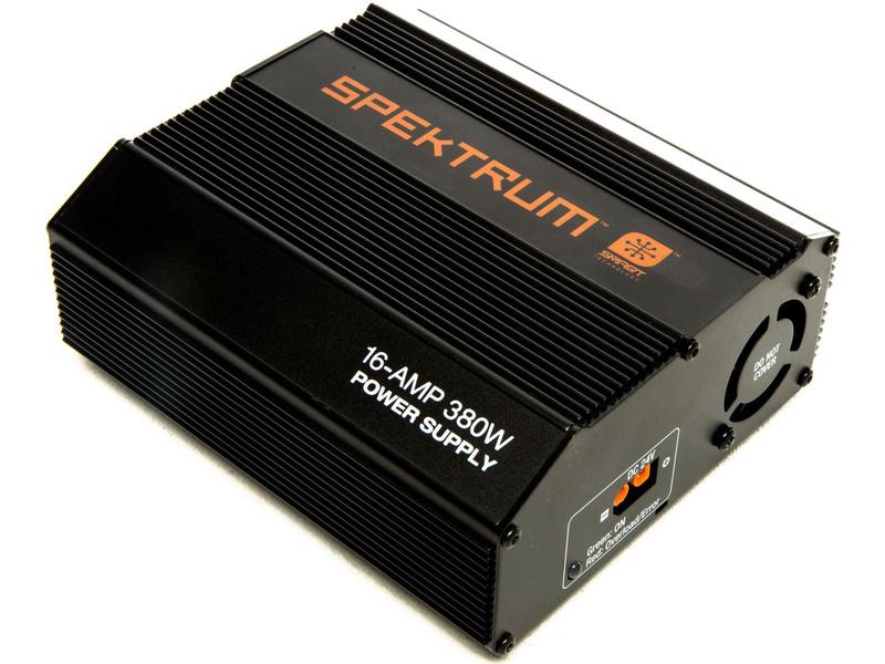 Spektrum síťový zdroj 24V 16A 380W