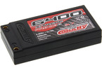 Corally LiPol X-Treme Pro 6400mAh 3.7V 90C gold 4mm EFRA/BRCA