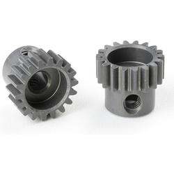 Corally pastorek 48DP krátký AL7075 18T 3.17mm