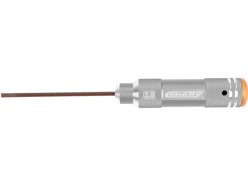 Corally šroubovák Pro Tool plochý 3.0mm C-16140