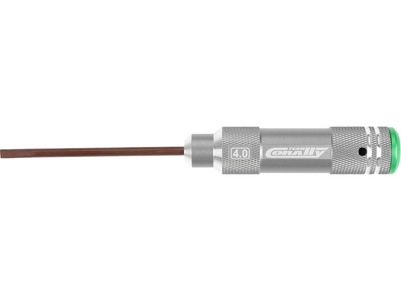 Corally šroubovák Pro Tool plochý 4.0mm C-16141